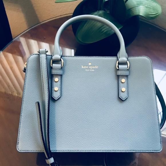 e6ce1a0373 Kate Spade Lise Mulberry Street Lakesedge Bag